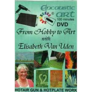 hobby-to-art-dvd