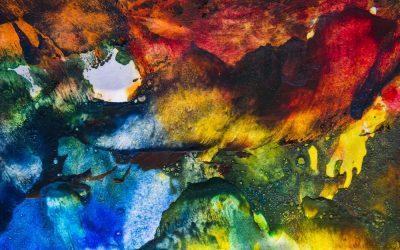 encaustic wax colours